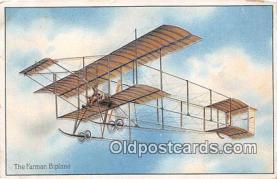 Farman Biplane