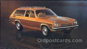 tra002017 - Chevrolet 77' Vega auto postcard