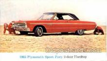 Plymouth Sport Fury 65