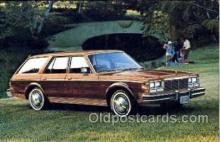tra002035 - Diplomat Wagon automotive postcards