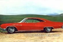 tra002071 - Buick Le Sabre 68' automotive postcards