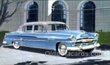 tra002073 - Plymouth Belvedere 54' automotive postcards