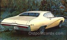 tra002079 - Buick Special Deluxe 68' automotive postcard