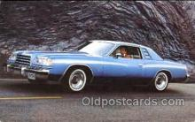 tra002084 - Magnum XE automotive postcard