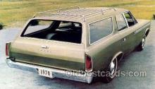 tra002095 - Rebel SST Wagon 70' automotive postcard