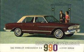 1963 Rambler