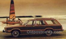 tra002155 - 1979 Fairmont Squire Automotive Old Vintage Antique Postcard Post Cards