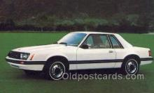 tra002159 - 1979 Mustang With Sport Option Automotive Old Vintage Antique Postcard Post Cards