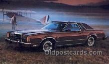 tra002163 - 1979 Thunderbird Heritage Automotive Old Vintage Antique Postcard Post Cards