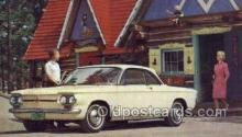 tra002170 - 1964 Corvair  Automotive Old Vintage Antique Postcard Post Cards