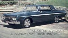 1964 Plymouth Fury 4 Door Hardtop