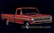 tra002176 - 1970 Ford Ranger XLT  Automotive Old Vintage Antique Postcard Post Cards