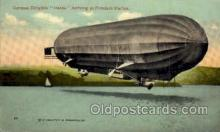 tra004046 - German Dirigible