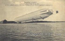 tra004081 - Zeppelin, Zeppelins Postcard Postcards
