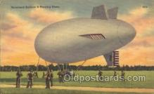 tra004104 - Motorized Ballon Zeppelin, Zeppelins Postcard Postcards