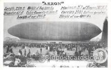 Zeppelin Air Ship Akron