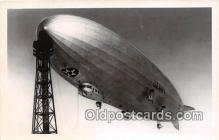 tra004136 - US Navy Zeppelin Postcard Post Card