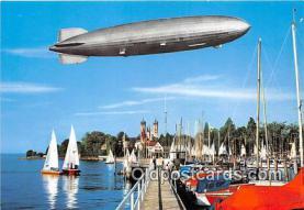 tra004197 - Luftschiff Hindenburg LZ - 129