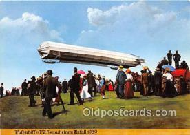 Luftschiff LZ 5, 1909