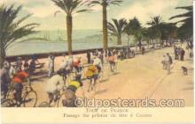 tra005029 - Tour De France 1910, Cycling, Bicycle Bike Postcard postcards