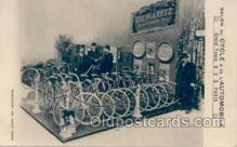 tra005037 - Salon Du Cycle & De Automobile, Cycling, Bicycle Bike Postcard postcards