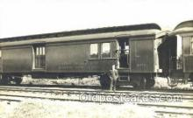 tra006119 - United States Mail Railway Post Office Train Trains, Postcard Postcards