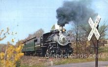 tra006139 - Western Railroad Train Trains Locomotive, Steam Engine,  Postcard Postcards