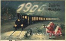 tra006185 - Train Trains Locomotive, Steam Engine,  Postcard Postcards