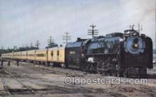 tra006189 - Union Pacific Railroad Train Trains Locomotive, Steam Engine,  Postcard Postcards