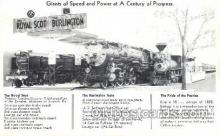 tra006200 - Train Trains Locomotive, Steam Engine,  Postcard Postcards