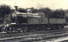 tra006241 - Caledonian Railway Express Train Trains Locomotive, Steam Engine,  Postcard Postcards
