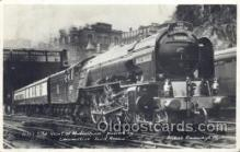 tra006245 - The Heart of Midlothian Train Trains Locomotive, Steam Engine,  Postcard Postcards
