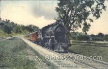 tra006296 - The Sunset Limited Train Trains Locomotive, Steam Engine,  Postcard Postcards