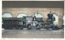 tra006322 - Chattanooga, Tenn, Usa Train Trains Locomotive, Steam Engine,  Postcard Postcards