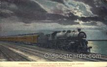 tra006335 - The Twentieth Century limited Train Trains Locomotive, Steam Engine,  Postcard Postcards