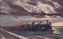 tra006373 - The Twentieth Century limited Train Trains Locomotive, Steam Engine,  Postcard Postcards