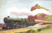 tra006380 - Torbay Train Trains Locomotive, Steam Engine,  Postcard Postcards