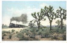 tra006402 - The California Limited Train Trains Locomotive, Steam Engine,  Postcard Postcards