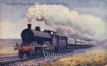 tra006406 - London and North Eastern Train Trains Locomotive, Steam Engine,  Postcard Postcards