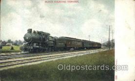 tra006515 - Erk's Postals Train Trains Locomotive, Steam Engine,  Postcard Postcards