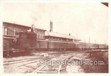 tra006538 - Train, Trains, Locomotive, Old Vintage Antique Postcard Post Card