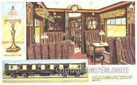 tra006566 - Pullman Car, London UK Train, Trains, Locomotive, Old Vintage Antique Postcard Post Card