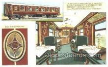 tra006582 - Pullman Car, London UK Train, Trains, Locomotive, Old Vintage Antique Postcard Post Card