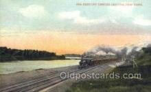 tra006596 - Century Limited, NY USA Train, Trains, Locomotive, Old Vintage Antique Postcard Post Card