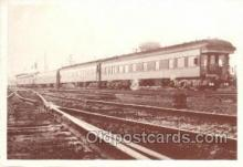 tra006616 - Train, Trains, Locomotive, Old Vintage Antique Postcard Post Card