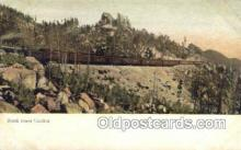 tra006672 - North Cost Limited, USA Train, Trains, Locomotive, Old Vintage Antique Postcard Post Card