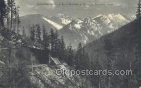 Cascades WA