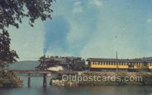 tra006738 - The Aurora Train Railroad Station Depot Postcards Post Cards