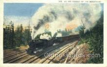 tra006771 - Train Railroad Station Depot Postcards Post Cards