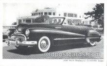 tra007008 - 1948 Buick Road master Convertible Coupe Automotive, Autos, Cards Old Vintage Antique Postcard Post Card